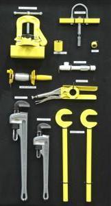 手泵维修工具箱