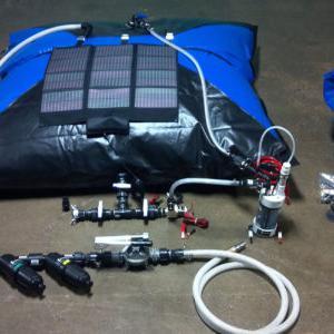 便携式水处理系统(PWTS)